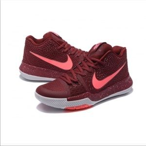 Nike Kyrie 3 Hot Punch Flywire Sneakers Women's Size 8.5 Kids Size 7